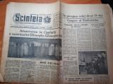Scanteia 25 octombrie 1960-in raionul lehliu s-a terminat colectivizarea