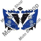 MBS BLACKBIRD KUHLERSCHUTZKLEBER YZ125+250/02-18, yamaha, PAAR, Cod Produs: BBA205EAU