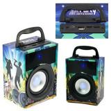 BOXA BLUETOOTH 10W CU BLUETOOTH/FM/USB/SD