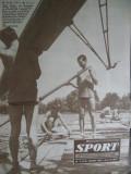 Revista Sport (1963) Dinamo Bucuresti campioana, Petrolul Ploiesti ia Cipa Ro