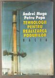 Tehnologii pentru realizarea podurilor-Andrei Moga