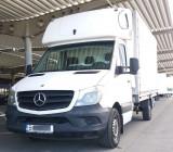 De vanzare Mercedes Sprinter 313 cdi cu prelata 2015