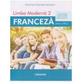 Manual Limba moderna 2. Franceza pentru clasa a VII-a, Claudia Dobre