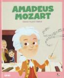 Cumpara ieftin Micii Eroi. Amadeus Mozart