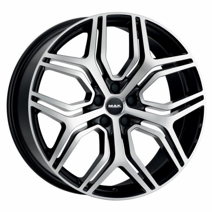Jante AUDI RS6 (III SERIE) 8.5J x 20 Inch 5X112 et29 - Mak Stardom Black Mirror - pret / buc