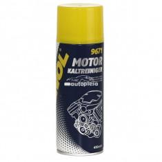 Spray pentru curatarea motorului MANNOL 450 ml 26198