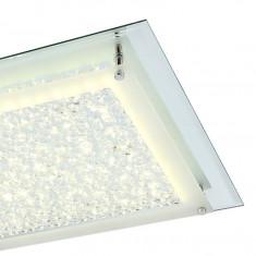 Plafoniera LED Liana II - sticla foto