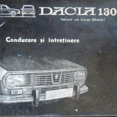Dacia 1300 r1170-200 1300 Break 1300  conducere si intretinere