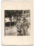 C1232 Ofiter roman decorat Crucea de Fier 1943 al doilea razboi mondial