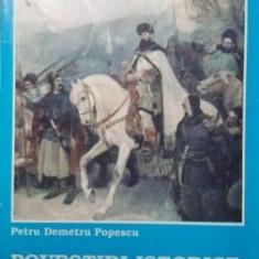 Povestiri istorice- Petru Demetru Popescu