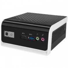 Mini PC Gigabyte BRIX Intel Celeron N4000 No RAM No HDD Intel UHD Graphics No OS Black Silver