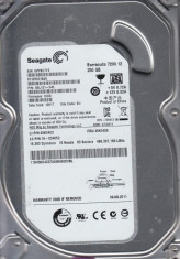 "NOU! Hard Hdd Seagate Barracuda 7200.12 250GB SATA 7200RPM 3.5"" ST3250318AS foto"