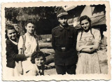 D444 Fotografie elev militar roman 1944