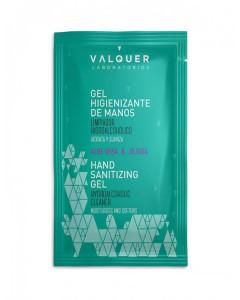 Plic Gel dezinfectant hidroalcolic pentru maini cu aloe Valquer 1,5ml