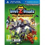 Joc Invizimals: The Resistance pentru Playstation Vita