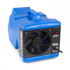 Cumpara ieftin Beamz B1000, mașină de făcut baloane, 400W, Plastic ABS cu mâner, albastru
