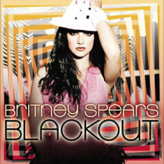 Britney Spears Blackout (cd)