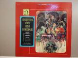 Master of the High Baroque : Pergolessi/Telemann…(1966/Elektra/USA) - VINIL/NM+, emi records