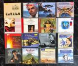 Colectie CD cu muzica clasica & opera (Karajan, Yo-Yo Ma...) (37 albume orig.), Deutsche Grammophon
