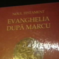 EVANGHELIA DUPA MARCU-NOUL TESTAMENT- EDITIE BILINGVA-TRAD. CRISTIAN BADILITA-