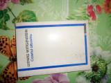 Caietul albastru an1993/format mic 160pag- Wittgenstein