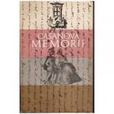 Casanova - memorii (Pagini alese)