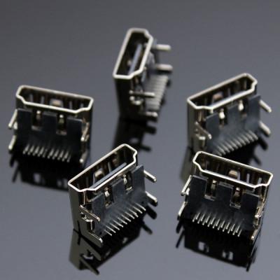 Mufa connector HDMI 19Pin 2 randuri foto