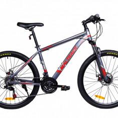 Bicicleta MTB MalTrack Alloy Hope 700 cu 21 Viteze, Roti 26 Inch, Mountain Bike