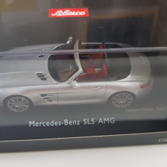 Macheta Mercedes-benz SLS AMg 1:43 Schuco