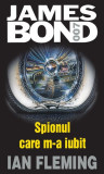 Spionul care m-a iubit. James Bond 007