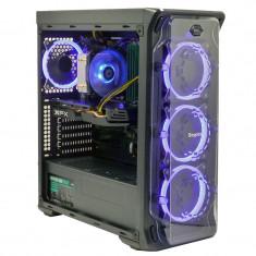 Calculator Gaming Segotep LUX V2, Intel Core i5 4590 3.3GHz, Asus CS-B, 16GB...