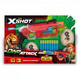 Blaster X-Shot Dino Attack Hunter, 16 proiectile