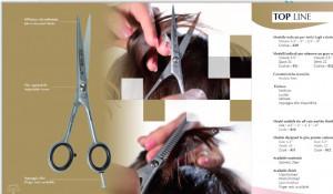 Foarfeca de tuns 6 Henbor ITALIA Top Line pentru frizerie coafor salon