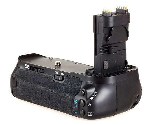 Grip Meike MK-60D pentru Canon 60D