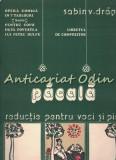 Cumpara ieftin Pacala - Sabin V. Dragoi - Tiraj: 160 Exemplare