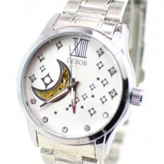 Ceas dama elegant Debor Automatic Silver D23XSLV