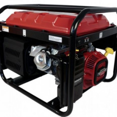 GENERATOR LONCIN 7.0 KW 380V - A SERIES - LC8000D-A