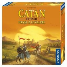 Catan - extensie Orase&Cavaleri