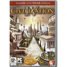 Civilization IV Game Of The Year Edition PC