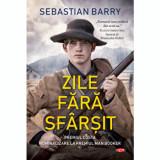 Zile fara sfarsit/Sebastian Barry, Litera