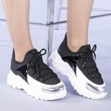 Pantofi sport dama Diana negri