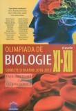 Olimpiada de Biologie Clasele XI-XII. Subiecte și bareme