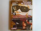 Cumpara ieftin Dvd 2 filme colectia Hitchcock - Complot de familie si Topaz