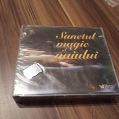 BOX SET 3 CD SUNETUL MAGIC AL NAIULUI READERS DIGEST NOU SIGILAT