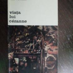 Viata lui Cezanne-Henri Perruchot