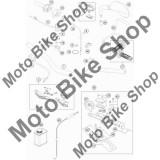 MBS Surub DIN0084-M 4X22A KTM 300 EXC 2015 #15, Cod Produs: 84040223KT