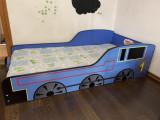 Pat pentru copii Thomas, cu saltea