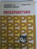 Sabin Ivan -Presopunctura un masaj la indemana oricui
