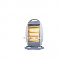 Radiator electric Halogen Hausberg HB8401 1200W