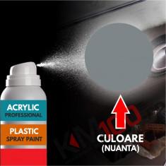 Spray Profesional RAL7046 pentru vopsire elemente din plastic sau metal